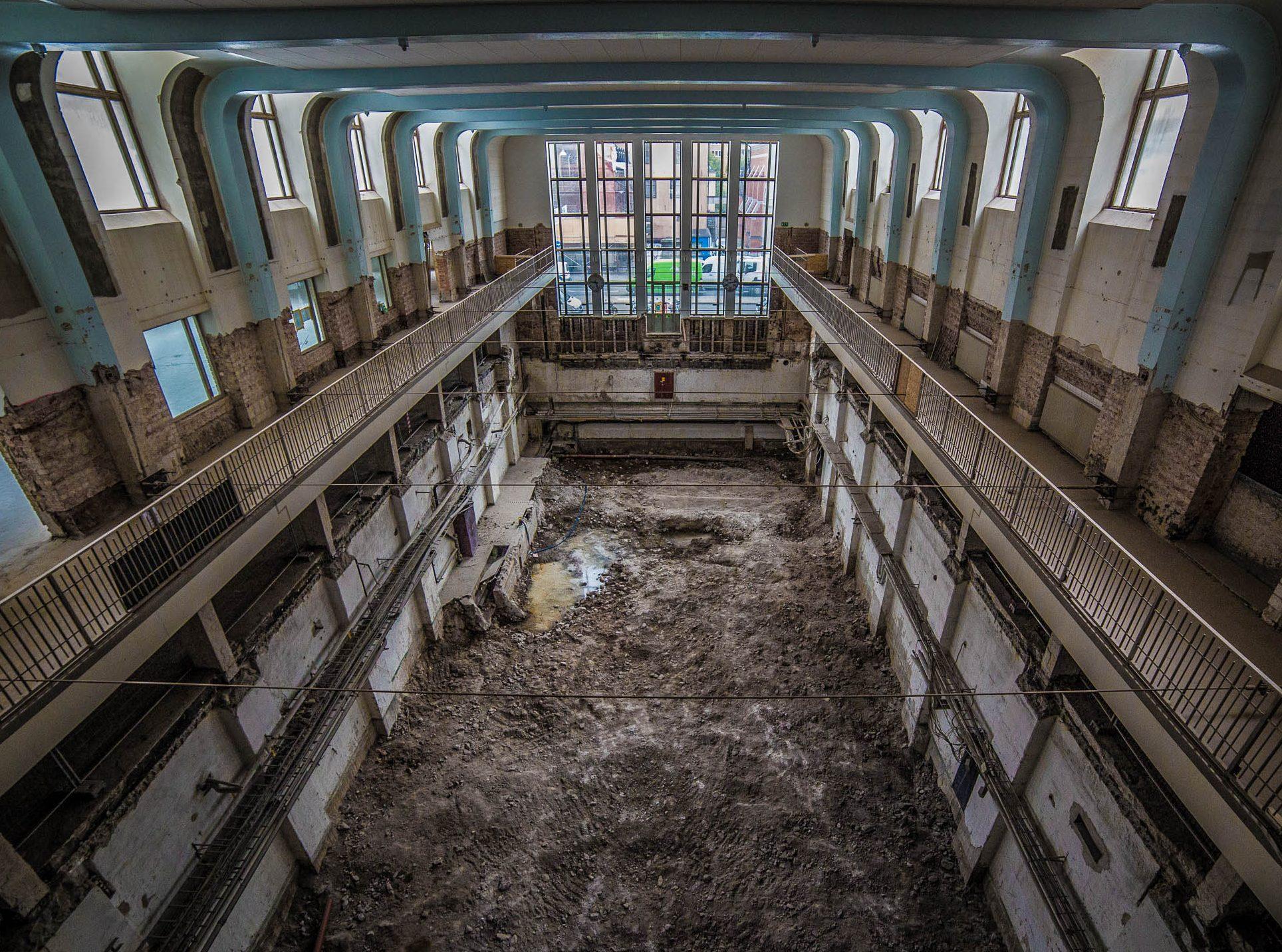 forsgrenska badet renovering