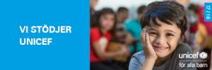 Stöd UNICEF du med!